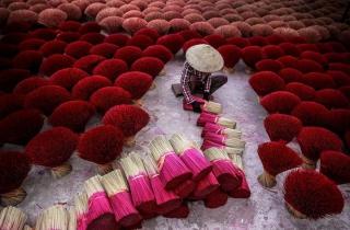 Tác giả Việt Nam xuất sắc đạt giải đặc biệt cuộc thi ảnh danh tiếng Smithsonian 2017